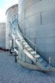 Brock SHUR-STEP® Sidewall Silo Stairs