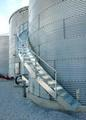 Check the condition of your stored grain and roof-top mounted equipment without needing to climb a ladder.