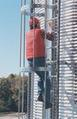 Sidewall Ladder Cages