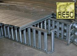 Brock PARTHENON® Aeration Floor Support Honored As AE50 Innovation Award Winner
