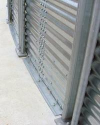 Brock's FULL SWEEP® Silo Anchoring System